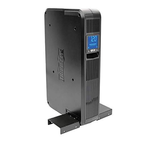 AVR Tripp Lite 1500VA Smart UPS Battery Back Up US LCD 900W Rack-Mount//Tower