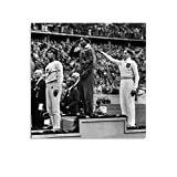 NEGD Poster, Motiv: Jesse Owens Won The Gold Medal in The