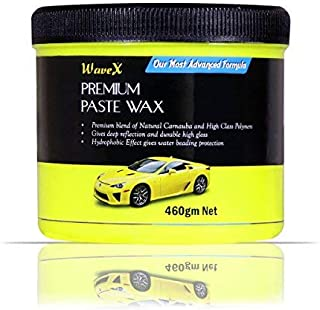 WaveX PPW460 Car Polish Paste Wax (460 g)