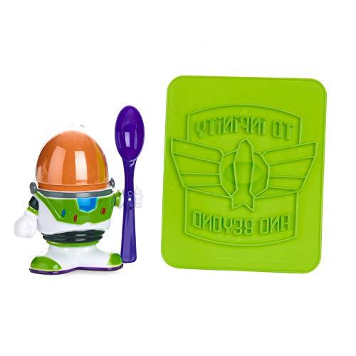 Toy Box Buzz Lightyear Eierbecher, Multi, 13 x 25 x 31 cm, Plastik