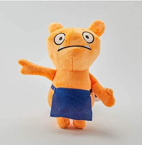 NC56 Plush Toys UglydollMoxy Ugly Dog Lucky Bat Ox Wage BABO Dolls Soft Stuffed Cartoon Anime Toy Kids Gift 18 cm Decoration