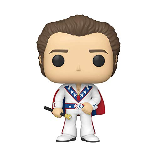 Funko Pop! Icons: Evel Knievel with Cape (Styles May Vary)