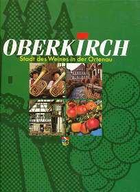 Oberkirch, Stadt des Weines in der Ortenau, Impressionen einer lebendigen Stadt, 3-sprachig englisch, französisch, deutsch,