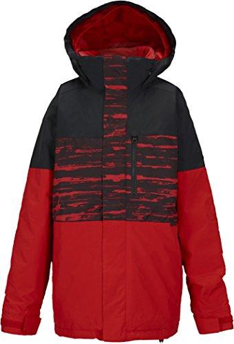Burton Jungen Snowboardjacke Symbol, burner slpy st blok, M, 10132102611