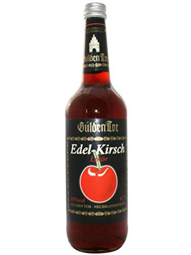 Edel-Kirsch Likör 18% vol. Gülden Tor (1 x 0.7 l)