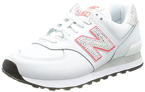New Balance Wl574ap2_37, Zapatillas Mujer, Beige, EU