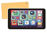 LEXIBOOK – Tablet Infantil de 7 Pulgadas Lexitab Master – Tablet educativa con Controles parentales y Funda de protección incluida – Android, Google Play, Youtube – MFC149FR (FR Version)