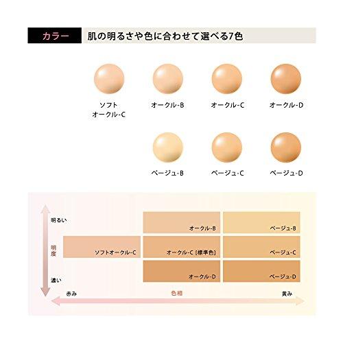 カネボウ化粧品『コフレドールヌーディカバーモイスチャーリクイドUV』