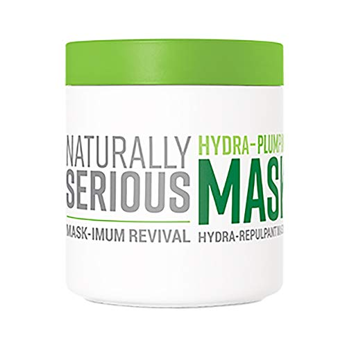 Naturally Serious Hydra Plumping Mask