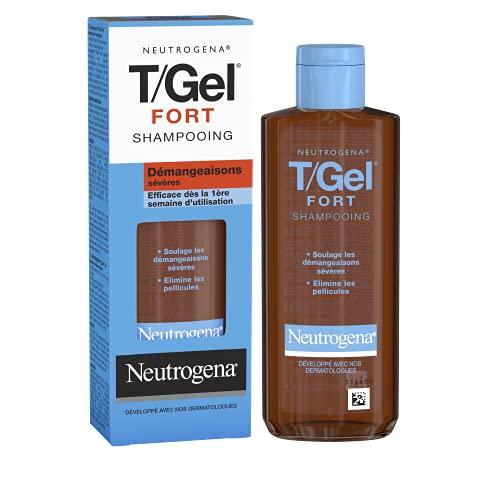 Neutrogena T/Gel Forte Shampoo Antiforfora