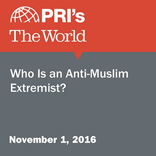 Who Is an Anti-Muslim Extremist? audiobook cover art