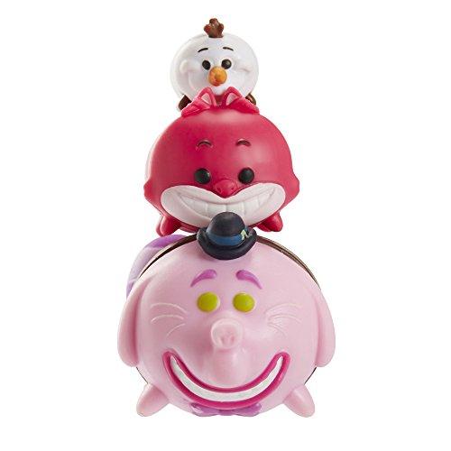 Tsum Tsum 3-Pack Figures: Bing Bong/Cheshire/Olaf