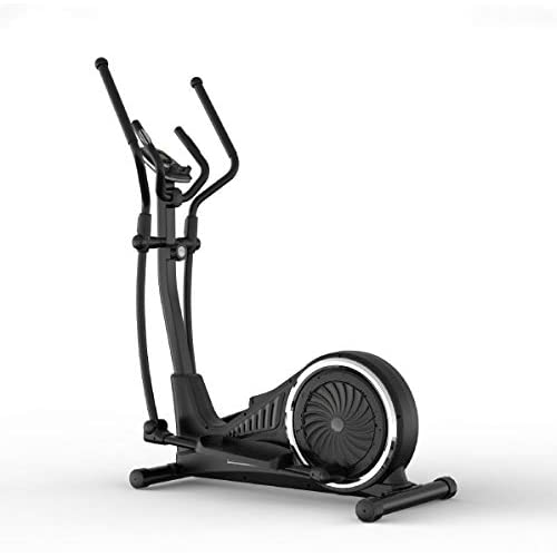 Niceday Fitness Elliptical Machine Cross Trainer with 16 Level Resistance and Digital Monitor   LCD Heart...
