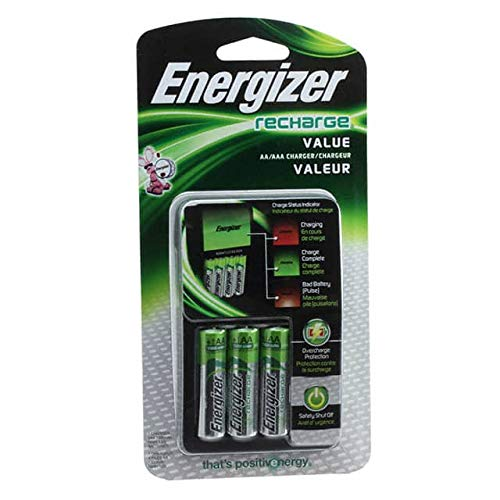 Energizer Battery Company BATT CHARGER WALL MT 300MA/150MA CHVCMWB-4 (Pack of 12)