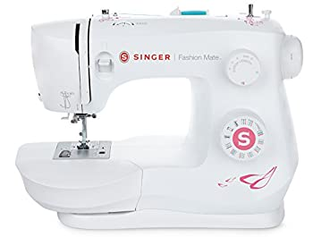 Free-Arm Sewing Machine from Singer – 16.4″ x 7.4″ x 13″