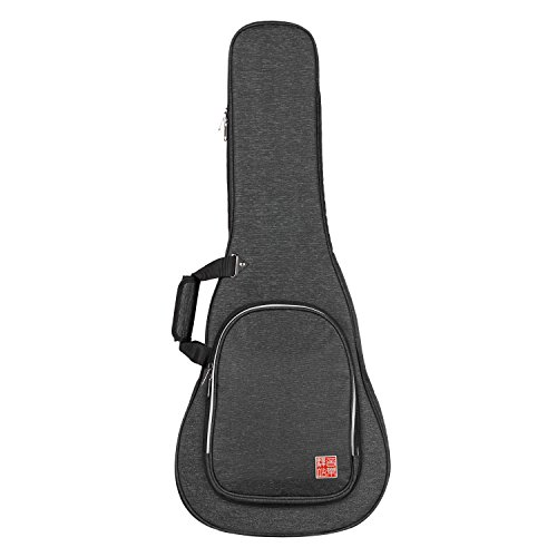 Music Area RB20 Series Acoustic Bag - Black (RB20-DA-BLK)