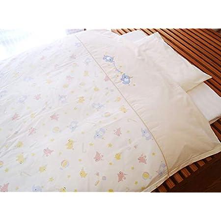 京都西川 羽毛布団 ローズラジカル ベビー用 赤ちゃん用 ベビー布団セット 羽毛10点 日本製 羽毛ペアタイプ
