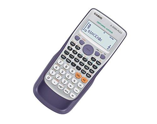 Casio FX-570 ES PLUS Calcolatrice Scientifica con 417 Funzioni e Display Naturale