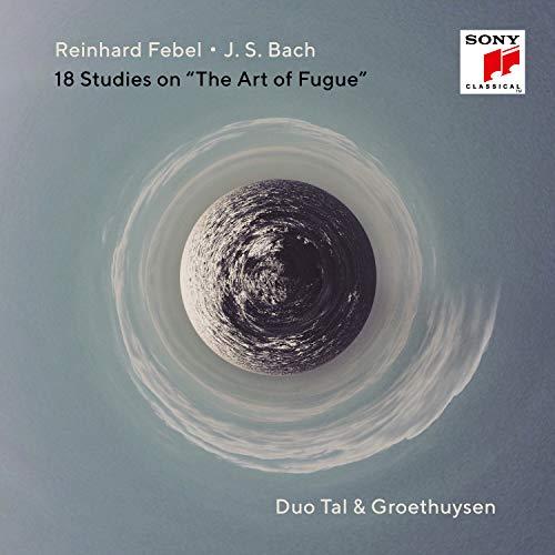 Reinhard Febel - Bach: 18 Studien zu Bachs