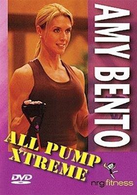 Amy Bento All Pump Xtreme DVD - region 0 worldwide