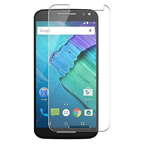 Vaxson 4 Stück Schutzfolie, kompatibel mit Motorola Moto X Style HKkais Motorola Moto X Style, Bildschirmschutzfolie TPU Folie Displayschutz [nicht Panzerglas Hülle Hülle ]