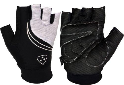 Deportes Hera Ropa Ciclismo Guantes Cortos Transpirables Ciclistas Hombre Cycling Gloves MTB