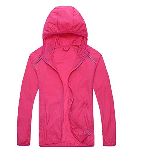 Super ligero, transpirable y de secado rápido protector solar ropa para hombre y mujer