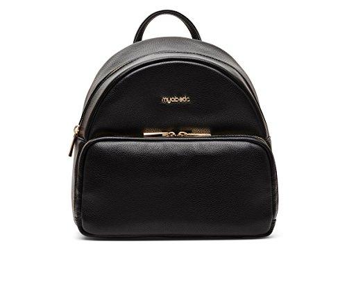 Myabetic Brandy Diabetic Backpack - Black