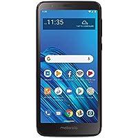 Tracfone Motorola Moto E6 16GB 4G LTE CDMA Prepaid Android Smartphone