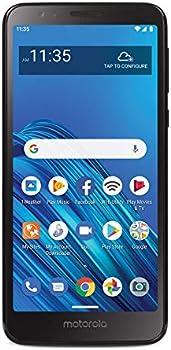 Tracfone Motorola Moto E6 16GB 4G LTE CDMA Prepaid Smartphone