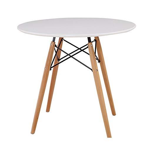 Hairong Nordic kleine ronde tafel eenvoudige thee shop om de salon tafel casual cafe eettafel en stoel combinatie set bespreken