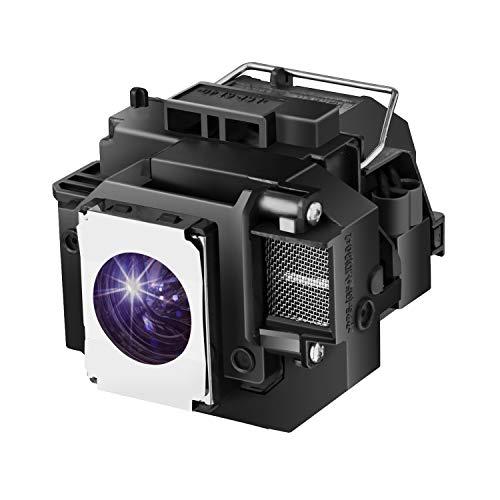 Loutoc V13H010L54 / V13H010L58 Projektorlampe für Epson ELPLP54 / ELPLP58 Heimkino 705HD S7 W7 S8 + EX31 EX51 EX71 EX32 EX5200 EX7200