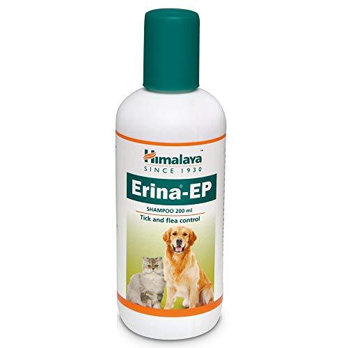 Himalaya Erina-EP Tick and Flea Control Shampoo, 200 ml