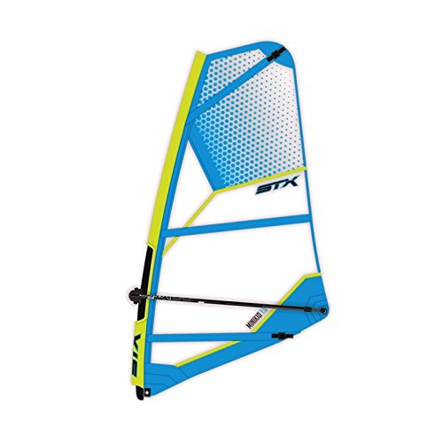 STX Minikid Windsurf Rig 1.5M - Leichtgewicht - Unisex - Leicht, einfach zu verpacken und leicht zu montieren - Alloy Vario-Mast