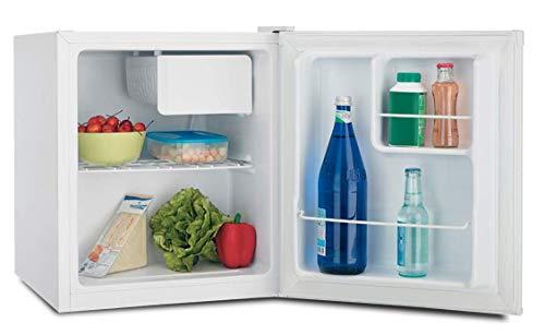 Mini frigorifero MILECTRIC R1750 42 litri A + (altezza 51 cm, illuminazione interna a LED, controllo della temperatura regolabile)