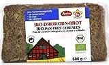 Germania- Pan Biológico de Cereales sin conservantes (5 unidades de 500 gramos)