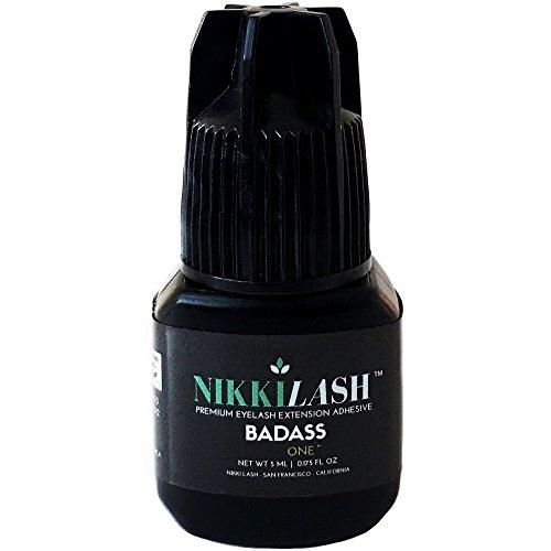 NIKKILASH - Extra Strength Medical-Grade Adhesives for Eyelash Extensions