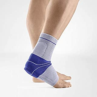 Bauerfeind - AchilloTrain - Achilles Tendon Support - Breathable Knit Ankle Brace for Targeted Relief of Achilles Tendon Pain Without Limiting Mobility, Inflammation Relief