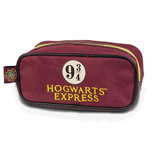 Groovy Harry Potter Hogwarts Express 9 & 3/4 - Neceser, tamaño Mediano, Color Rojo