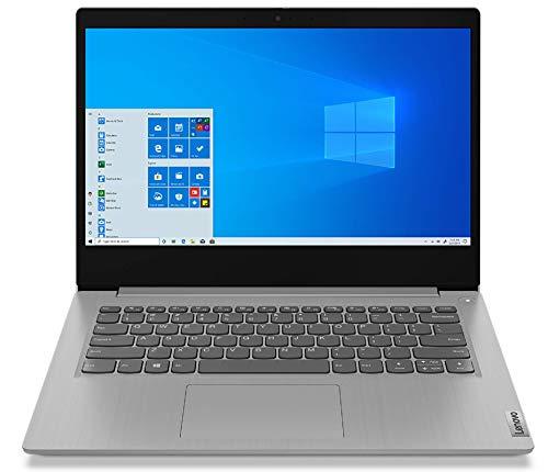 Lenovo IdeaPad 3 - Ordenador Portátil 14' FullHD (AMD Ryzen 5 3500U, 8GB RAM, 512GB SSD, AMD Radeon Vega 8 Graphics, Windows 10), Gris - Teclado QWERTY Português