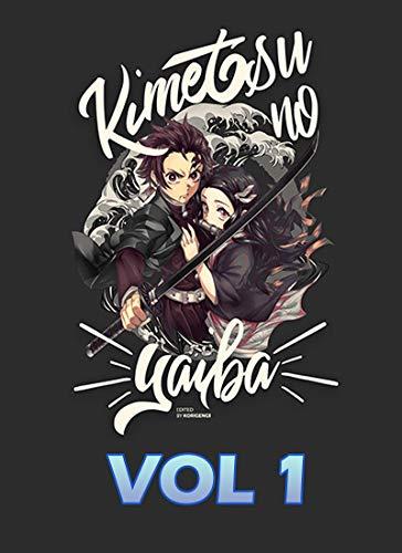 Kimetsu no yaiba Deluxe Adventure Collection: Kimetsu no yaiba bestvmanga Adventure vol 1 (English Edition)