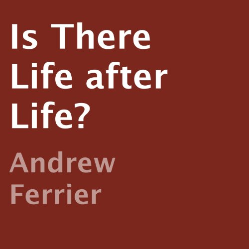 Is There Life After Life? audiobook cover art