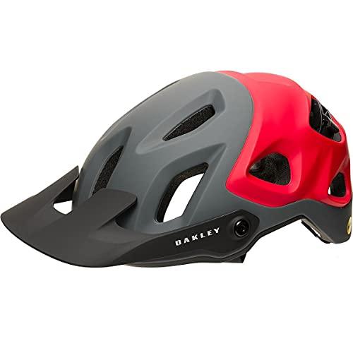 Oakley Unisex's DRT 5 MTB Helmet, Black/Red, L