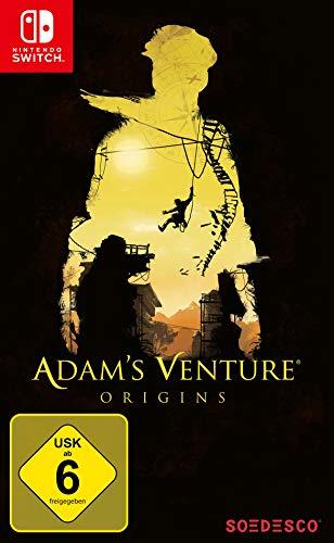 Adam´s Venture Origins - [Nintendo Switch]