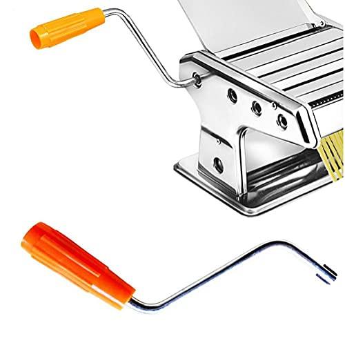 TOSSPER Accessori per Clip a Macchina per Pasta, Maniglia per Casa del Produttore di Noodle, possibilità di Fissaggio di Ricambio Cucina Manuale Manuale Strumento (Maniglia)