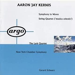 Kernis: String Quartet / Symphony in Waves by The Lark Quartet (1994-03-21)