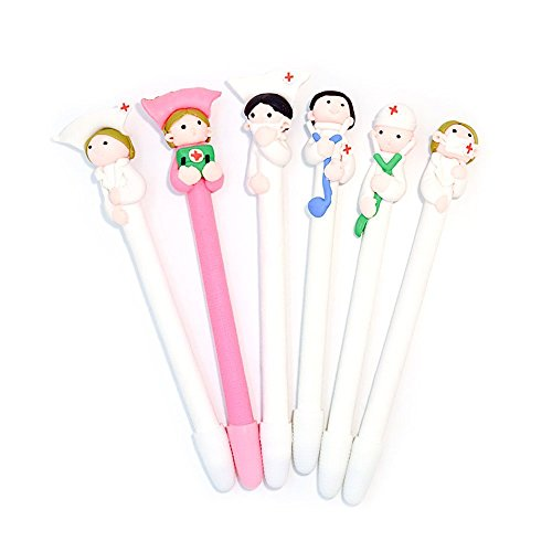 Lindo Soft Pottery Doll Pens Set...