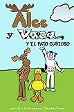 Alce y Vaca y el pato curioso