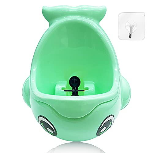 Whale Potty Training,Cute Training Urinal Pee Trainer Urinals with Aiming Target for Toddler Boys