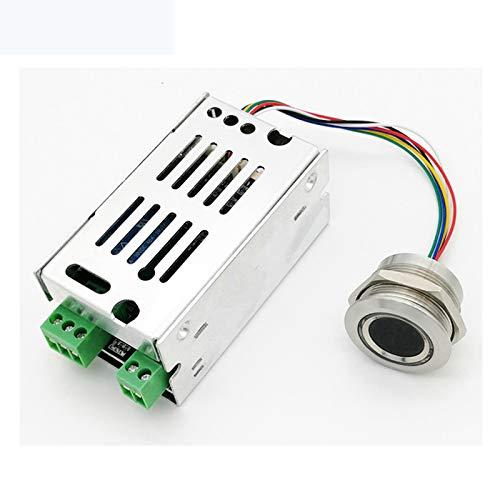 QBLDX Runder Fingerabdruckleser Sensor Kann In Autos Verwendet Werden Steuertor Zugangskontrolle Etc.